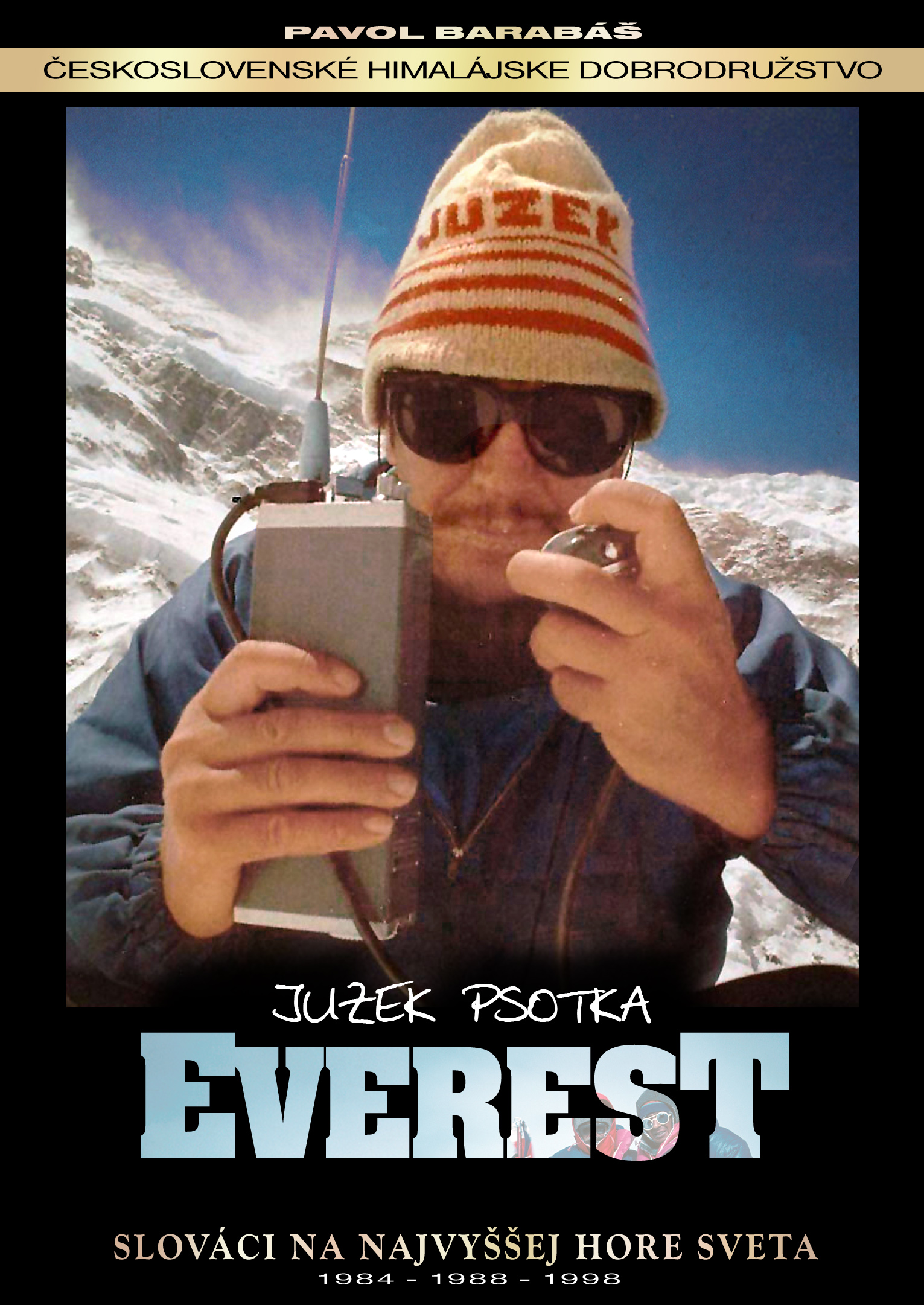 15. EVEREST - JUZEK PSOTKA